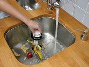 Ukázka použití drtiče kuchyňského odpadu č.3